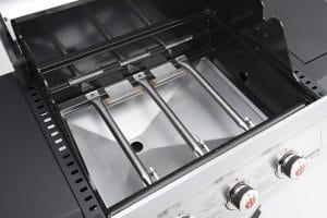 Landmann - Barbecue Gaz Miton ouvert
