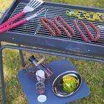 barbecue aux charbons haut de gamme