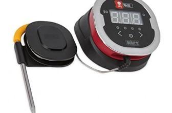 Test et Avis du Weber iGrill 2 Thermomètre Bluetooth Noir