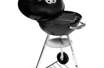 Découvrez le test complet du barbecue weber à charbon de 47cm