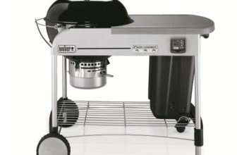 Le barbecue Weber 1431004 Performer Premium GBS