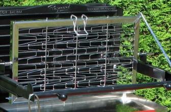 Pourquoi choisir un barbecue au charbon à grille verticale ?